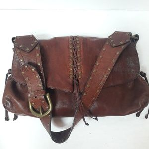 Rare Kooba Annie Corset lace Handbag